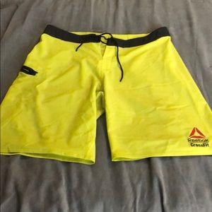 Reebok CrossFit games shorts size 33
